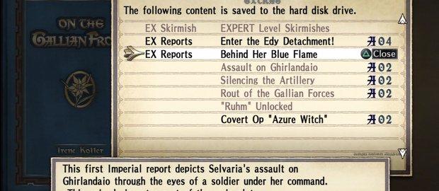 Valkyria Chronicles News