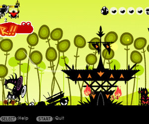 Patapon 2 Screenshots