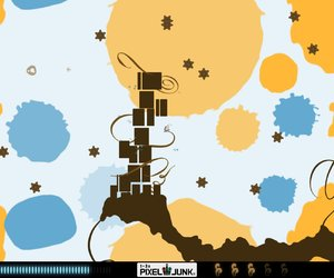 PixelJunk Eden Screenshots