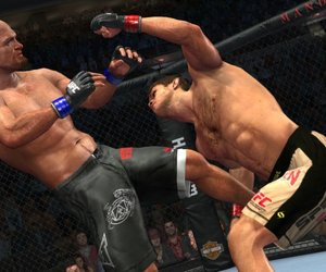 UFC 2009 Undisputed Screenshots