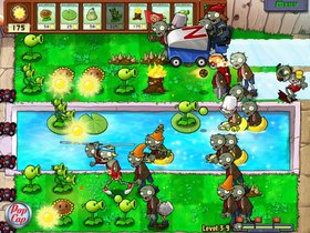 Plants vs Zombies Game Of The Year Screenshot from Shacknews