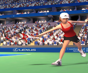 EA Sports Grand Slam Tennis Chat