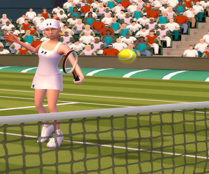 EA Sports Grand Slam Tennis Files
