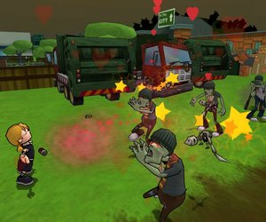 Zombie Wranglers Screenshots