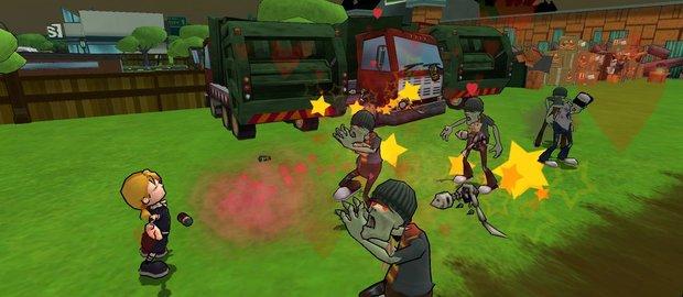 Zombie Wranglers News