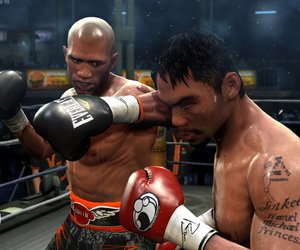 Fight Night Round 4 Screenshots
