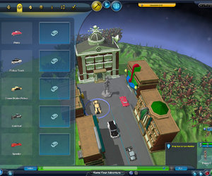 Spore Galactic Adventures Chat