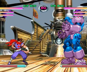Marvel vs. Capcom 2 Chat