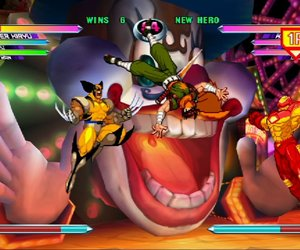 Marvel vs. Capcom 2 Files