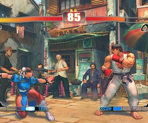 Street Fighter 4 Files