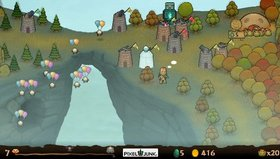 PixelJunk Monsters Deluxe Screenshot from Shacknews