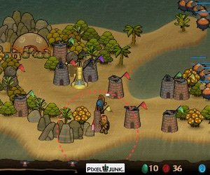 PixelJunk Monsters Deluxe Chat