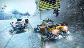 MotorStorm Arctic Edge Screenshot from Shacknews