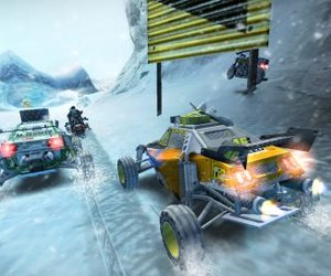 MotorStorm Arctic Edge Chat