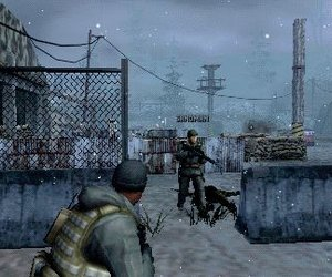 SOCOM: U.S. Navy SEALs: Fireteam Bravo 3 Files