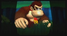 Donkey Kong Jungle Beat Screenshot from Shacknews