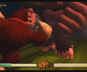 Donkey Kong Jungle Beat Screenshots