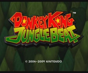 Donkey Kong Jungle Beat Videos