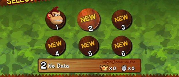 Donkey Kong Jungle Beat News