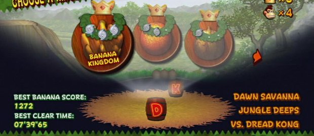 Donkey Kong Jungle Beat News