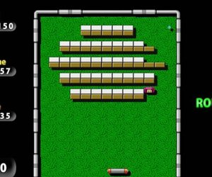 Arkanoid Live Screenshots