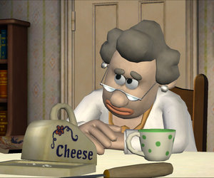 Wallace & Gromit's Grand Adventures Files