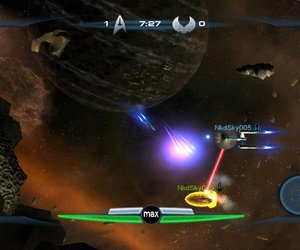 Star Trek DAC Screenshots