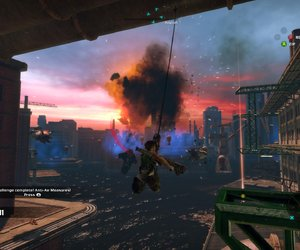 Bionic Commando Screenshots