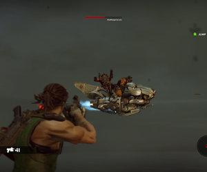 Bionic Commando Chat