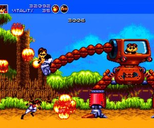 Gunstar Heroes Screenshots