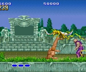 Altered Beast Videos