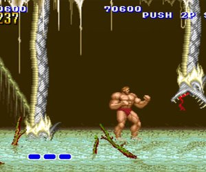 Altered Beast Screenshots