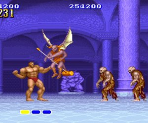 Altered Beast Chat