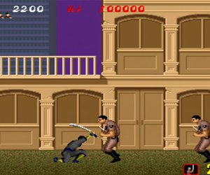 Shinobi (Arcade) Files