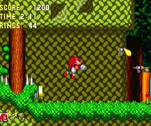 Sonic and Knuckles Screenshots
