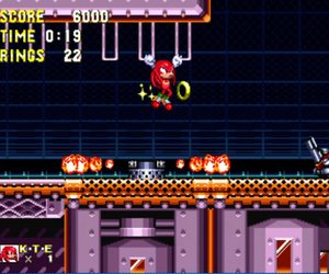 Sonic and Knuckles Files