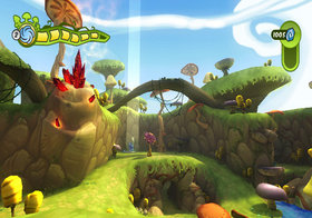 Spore Hero Screenshot from Shacknews