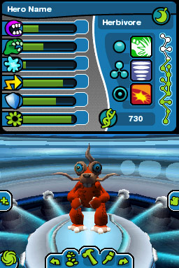 Spore Hero Arena Screenshots