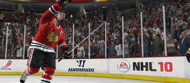 NHL 10 News