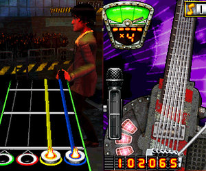 Guitar Hero On Tour: Modern Hits Screenshots