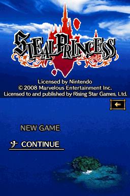 Steal Princess Screenshots
