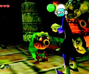 The Legend of Zelda: Majora's Mask Screenshots