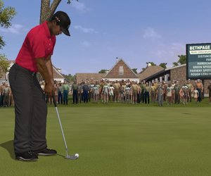 Tiger Woods PGA Tour 10 Chat