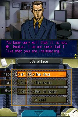 Jake Hunter Detective Story: Memories of the Past Chat