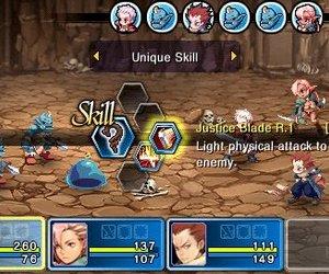 Crimson Gem Saga Screenshots