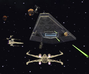 Star Wars Battlefront: Elite Squadron Screenshots