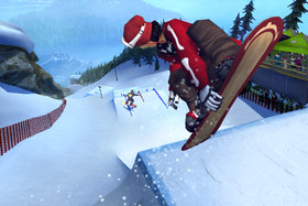 Shaun White Snowboarding: World Stage Screenshot from Shacknews