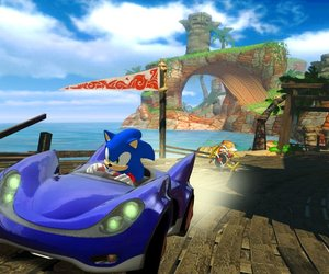 Sonic & SEGA All-Stars Racing Chat