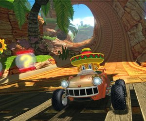 Sonic & SEGA All-Stars Racing Files