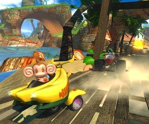 Sonic & SEGA All-Stars Racing Screenshots